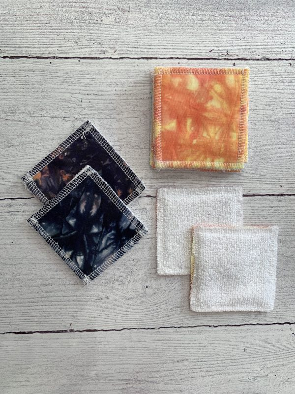 Re-usable, Washable Make-Up Wipes